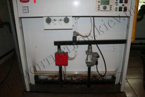 газовый напольный атмосферный котел Данко Ривнетерм 96кВт